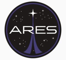 ARES Mission Badge by David White