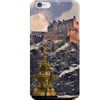 Winter Castle II iPhone Case/Skin