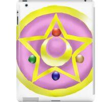 Sailor Moon Star Brooch iPad Case/Skin