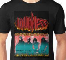 LOUDNESS King of Pain World Tour shirt Unisex T-Shirt