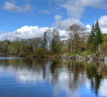 Sayon Lodge State Park by Joe Jennelle