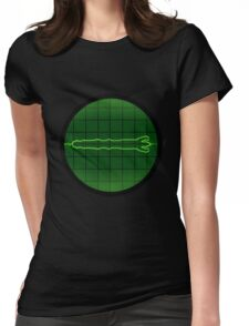 Sonic Screwdriver  Womens Fitted T-Shirt