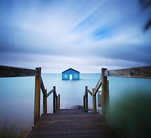 Crawley Boat Shed, Perth by Ben Reynolds
