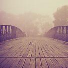 Ye Old Swingbridge by Judith Cahill
