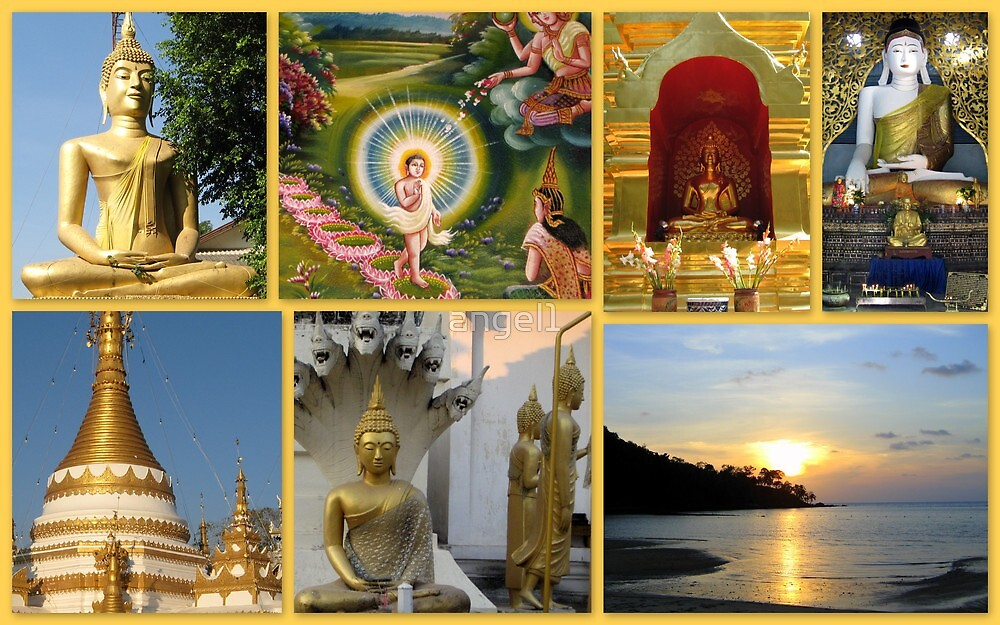Impressions of Thailand featured in Postcard Destinations by ©The Creative  Minds