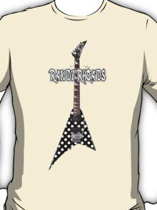 Randy Rhoads Jackson T-Shirt