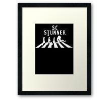 SC Stunner  Framed Print
