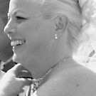 My Beautiful Mother, on her wedding day. by FancyFotos
