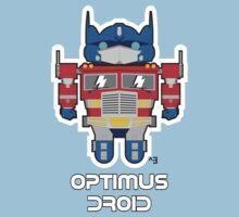 Optimus Droid by cubik