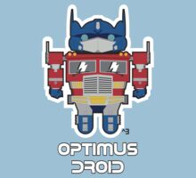 Optimus Droid by cubik