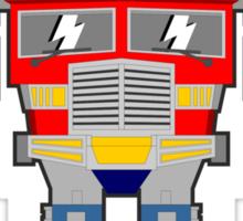 Optimus Droid Sticker