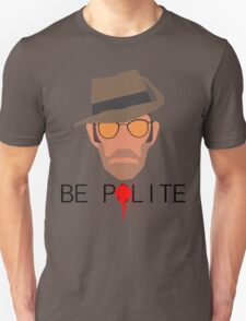 Team Fortress 2 - Sniper T-Shirt