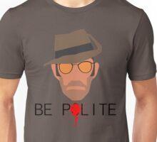 Team Fortress 2 - Sniper Unisex T-Shirt