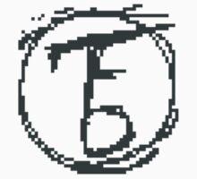 Broken Pixel - The Front Bottoms Logo Kids Tee