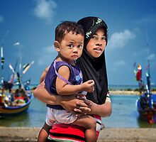 Thai Brother and Sister by Ben Ryan