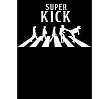 Super Kick Photographic Print