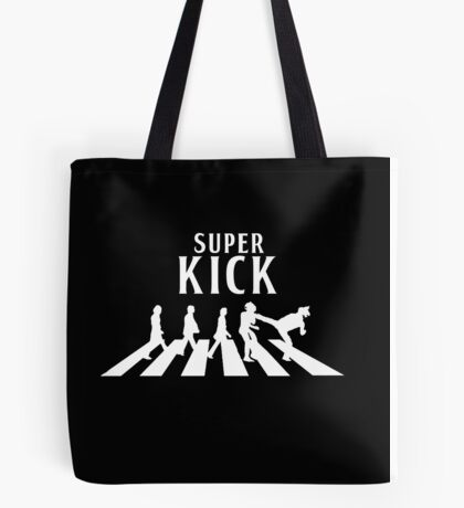 Super Kick Tote Bag
