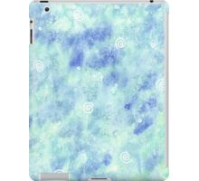 Blue lagoon iPad Case/Skin
