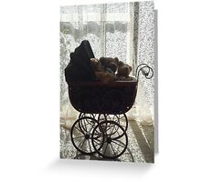 old world charm ~ Greeting Card