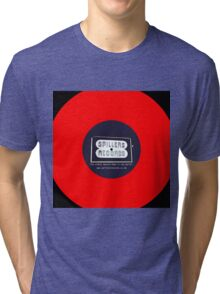 Spillers Records. Tri-blend T-Shirt