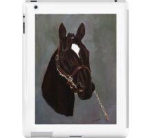 Show horse iPad Case/Skin