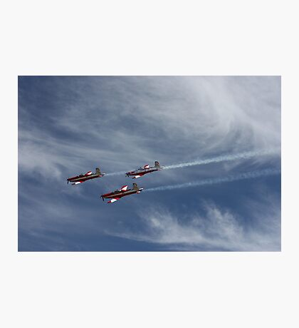 RAAF Fly by, Adelaide Clipsal 500 Photographic Print