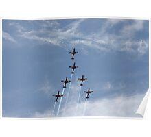 Follow me Boys, RAAF Planes, Adelaide. Poster