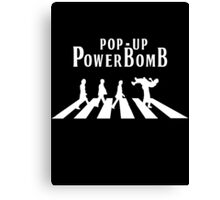 Pop - Up Powerbomb  Canvas Print