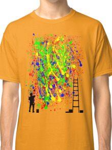 Night Artist Classic T-Shirt