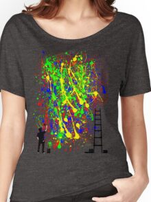 Night Artist Women's Relaxed Fit T-Shirt