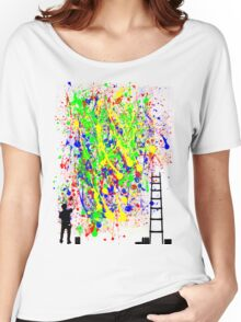 Night Artist Women's Relaxed Fit T-Shirt