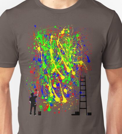 Night Artist Unisex T-Shirt