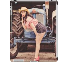 Fun on the Farm iPad Case/Skin