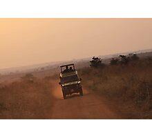 Uganda savanna Photographic Print