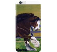 Shire at play iPhone Case/Skin