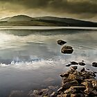 scottish Loch by Sam Smith