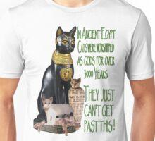 Bastet Forever Unisex T-Shirt