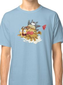 Cat Fink Bus Classic T-Shirt