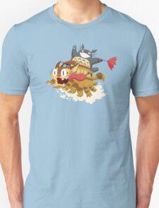 Cat Fink Bus T-Shirt