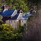 Old Oast Houses by aluzhun