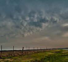 Mammatus Clouds  by CPhotos