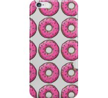 Springfield Donut iPhone Case/Skin