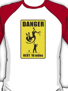 DANGER! Complicated Death Ahead T-Shirt