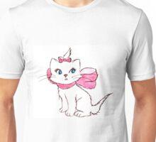 Marie Aristocats Unisex T-Shirt