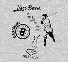 Yogi Berra RIP bl Unisex T-Shirt
