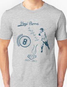 Yogi Berra RIP Unisex T-Shirt