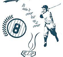 Yogi Berra RIP by trevorhelt
