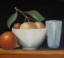 Still Life Study no-5 by Kostas Koutsoukanidis