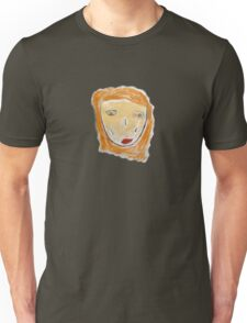 Red-Haired Girl Tee Unisex T-Shirt
