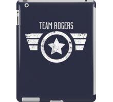 Team Rogers - Civil War iPad Case/Skin